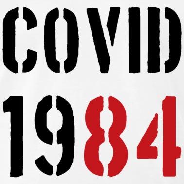 COVID 1984 : une dystopie sanitaire - AgoraVox le média citoyen