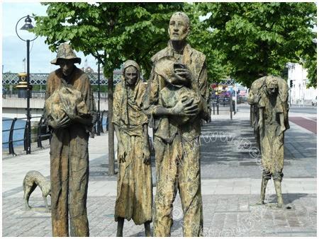Irlande : Cent ans plus tard c'est un nouvel exode... - AgoraVox ...