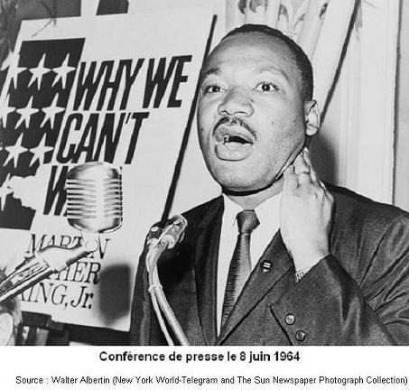 Martin Luther King Le Rêve Tourne Au Cauchemar Agoravox