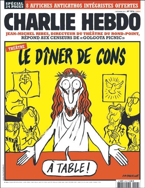 Caricature De Mahomet Charlie Hebdo A Raison Agoravox Le Media Citoyen