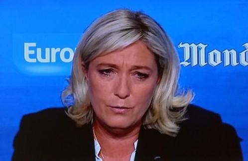 0c22d928621a0e Les droits de l'homme, nouvelle cible de Marine Le Pen - AgoraVox le ...