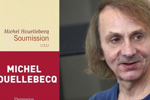 """Résultat de recherche d'images pour """"michel houellebecq soumission"""""""