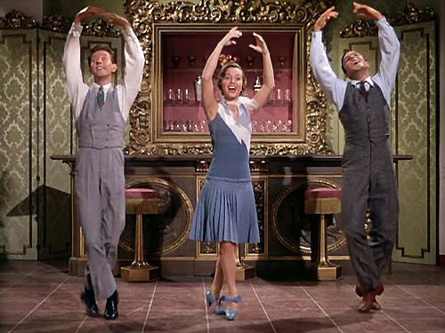 Chantons sous la pluie » (1952), de Gene Kelly et Stanley Donen. Le sommet  de la comédie musicale - AgoraVox le média citoyen
