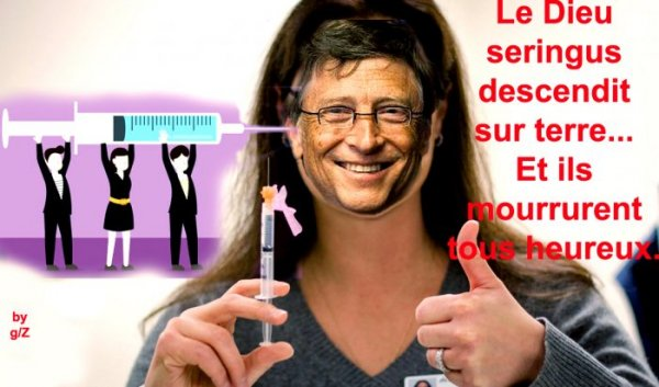 Révélations terrifiantes ! .... VACCINS + 5 G =  MORT ! - Page 2 Se_faire_piquer_pour_le_vaccin_volontairement_obligatoire-c412e-d32f1