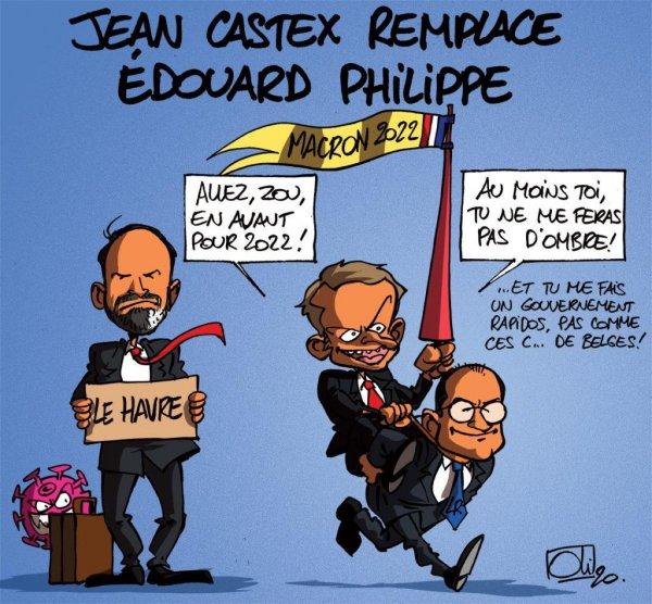 Castex Et Casse Toi Sont Dans Un Bateau Agoravox Le Media Citoyen