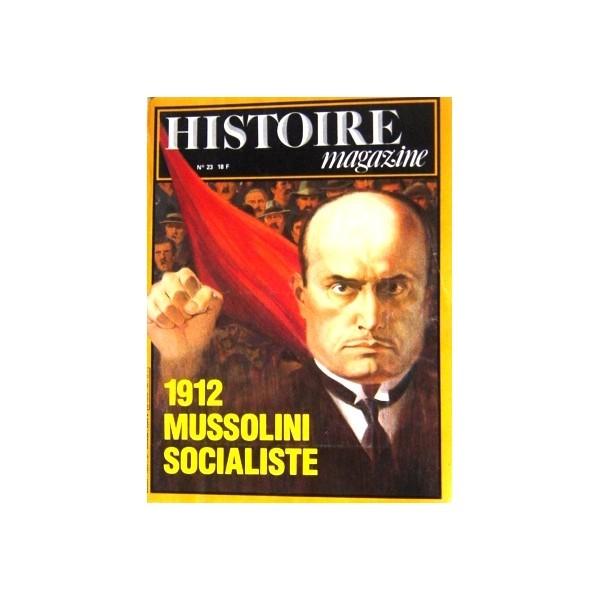 Benito fondateur fascisme Socialiste Mussolinile du rdBQsCothx
