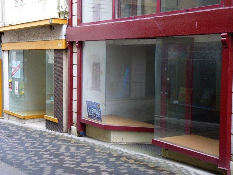 L Agonie Commerciale Des Quartiers Centraux Dans Les Petites
